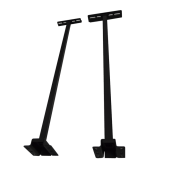 Stand with Holes for Floodlight 85cm/15cm