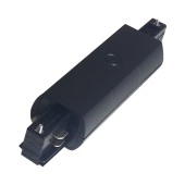4I Track Light Connector Black